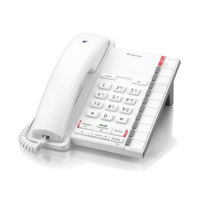 BT Converse 2200 Corded Telephone In White
